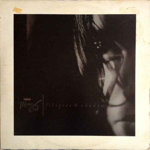 'Filligree & Shadow' - This Mortal Coil. Design by Vaughan Oliver. Photography by Nigel Grierson. 1986